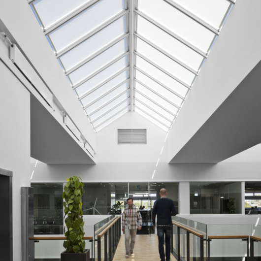 Gallery Of Modular Skylights Atrium Longlight
