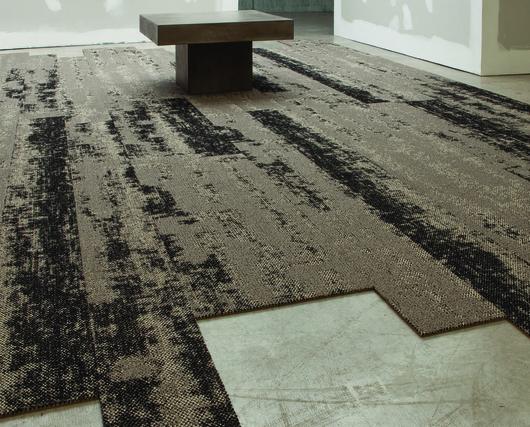 Aplicación alfombras modulares TANDUS Avant - AB Küpfer