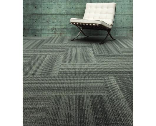 Aplicación alfombras modulares TANDUS Dot Matrix - AB Küpfer