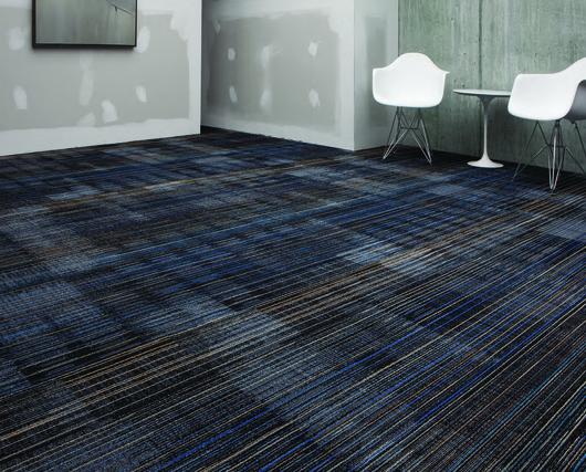 Aplicación alfombras modulares TANDUS Maelstrom - AB Küpfer