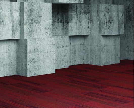 Aplicación alfombras modulares TANDUS Response - AB Küpfer