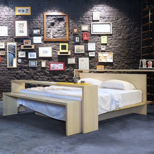 Mobiliário Residencial - Sistema Dormusa / Acierno