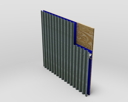 Roof Panels Corrugated Panels From Metaltech Global