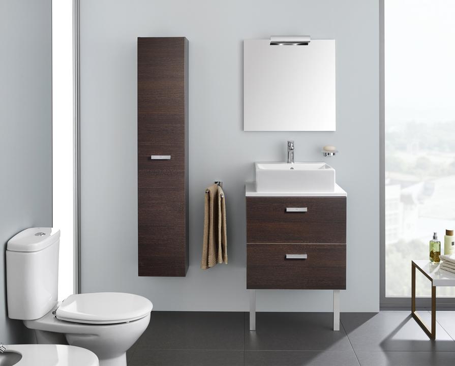 Mobiliario para baños UNIK 60 Victoria de ROCA