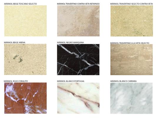 Revestimiento m rmol de ademaro pellacani - Tipos de marmoles ...