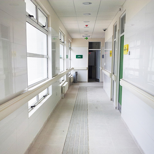 Protección de Muro Uni-Guard Cu Antibacterial
