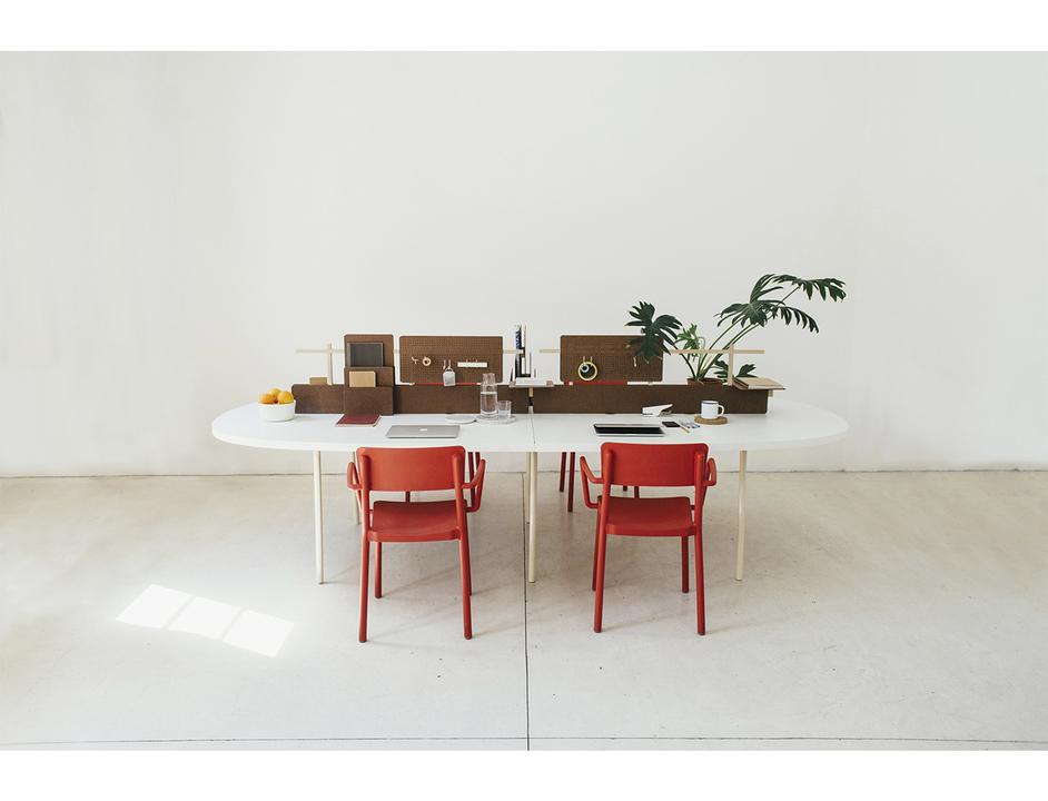 Cholguan Perforado en Mobiliario Ensamble de Andes House