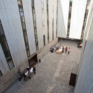 Madera en Edificio Escuela de Diseño PUC