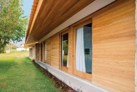 Soluções em esquadrias de madeira com medidas especiais de Ulimax®