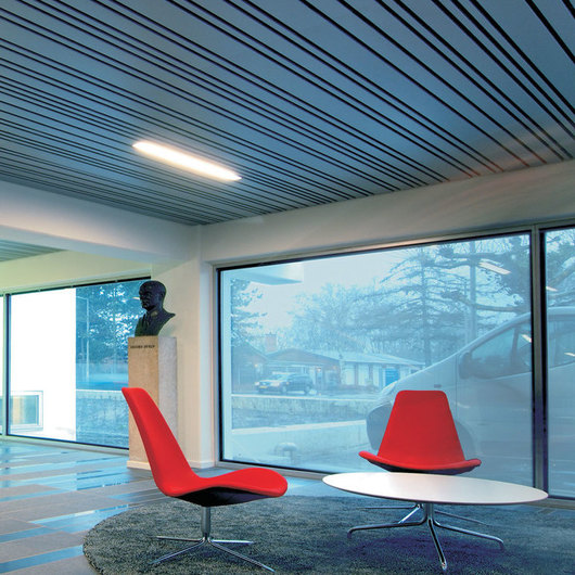 Cielo Lineal Multipanel B / Hunter Douglas