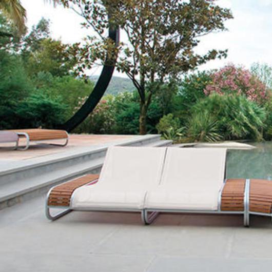 Telas Batyline para mobiliário de áreas externas e internas / Serge Ferrari