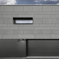 Fiber Cement Facade Panel Materia
