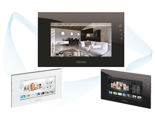 Multimedia Touch Screen
