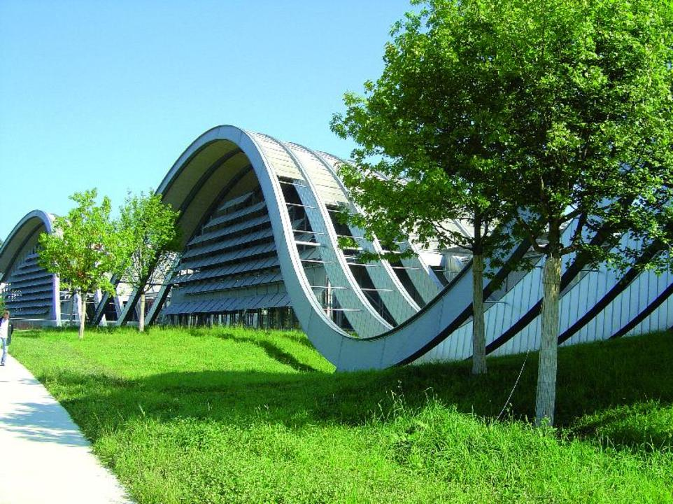 Membranas Soltis para proteção solar externa