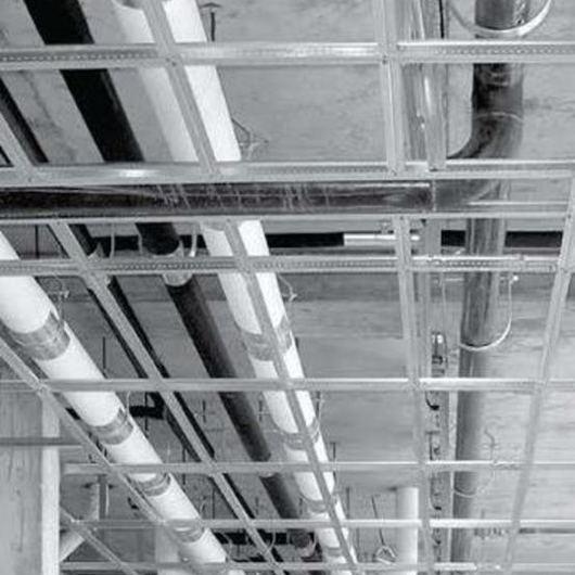 Sistemas de Suspensión DGS / Panel Rey