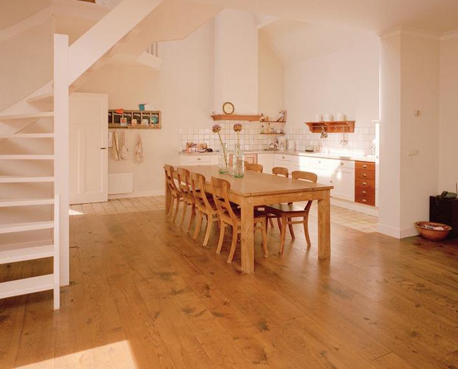 Muebles rusticos de Roble Frances
