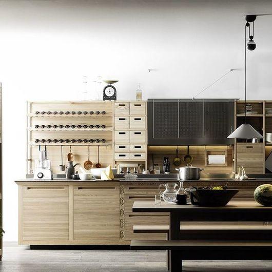 Gallery of Kitchen cabinet - SineTempore - 1