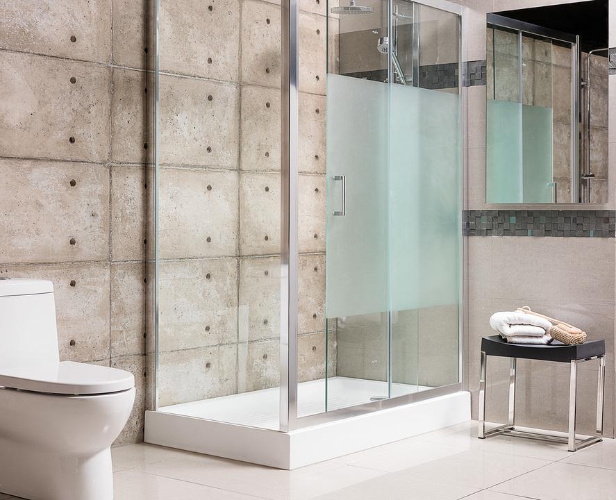 Como colocar plato de ducha acrilico trendy finest plato de ducha acrilico free with instalar - Como instalar un plato de ducha acrilico ...