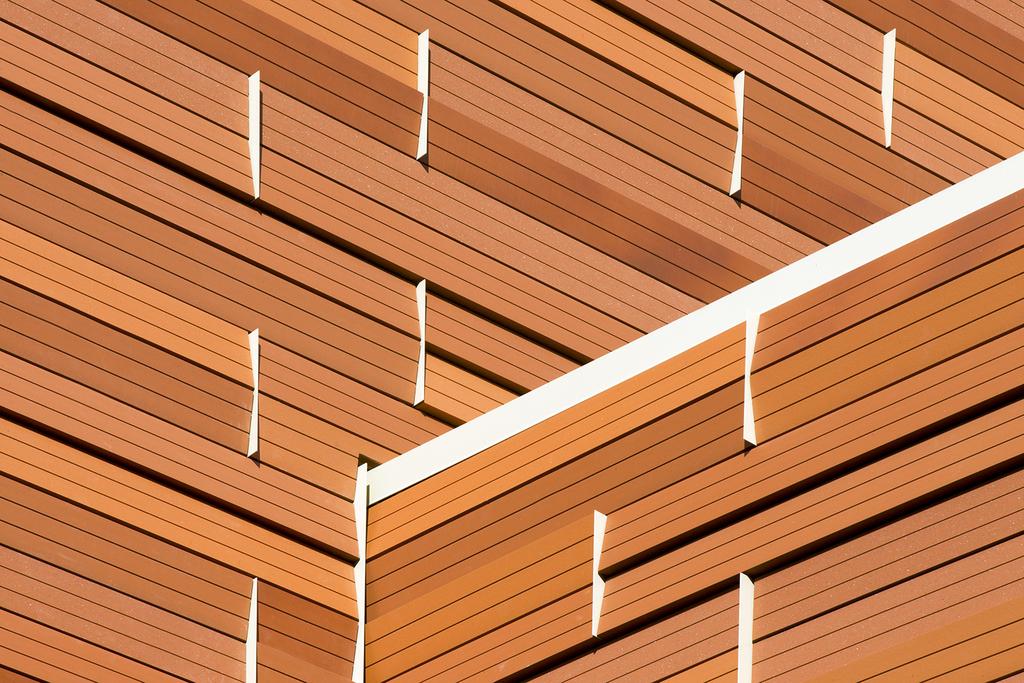 Terracotta Rainscreen Facade System Alphaton 174 From Shildan