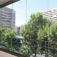 """Sistema Plegable para Cierre de Balcones """"Mirador"""""""
