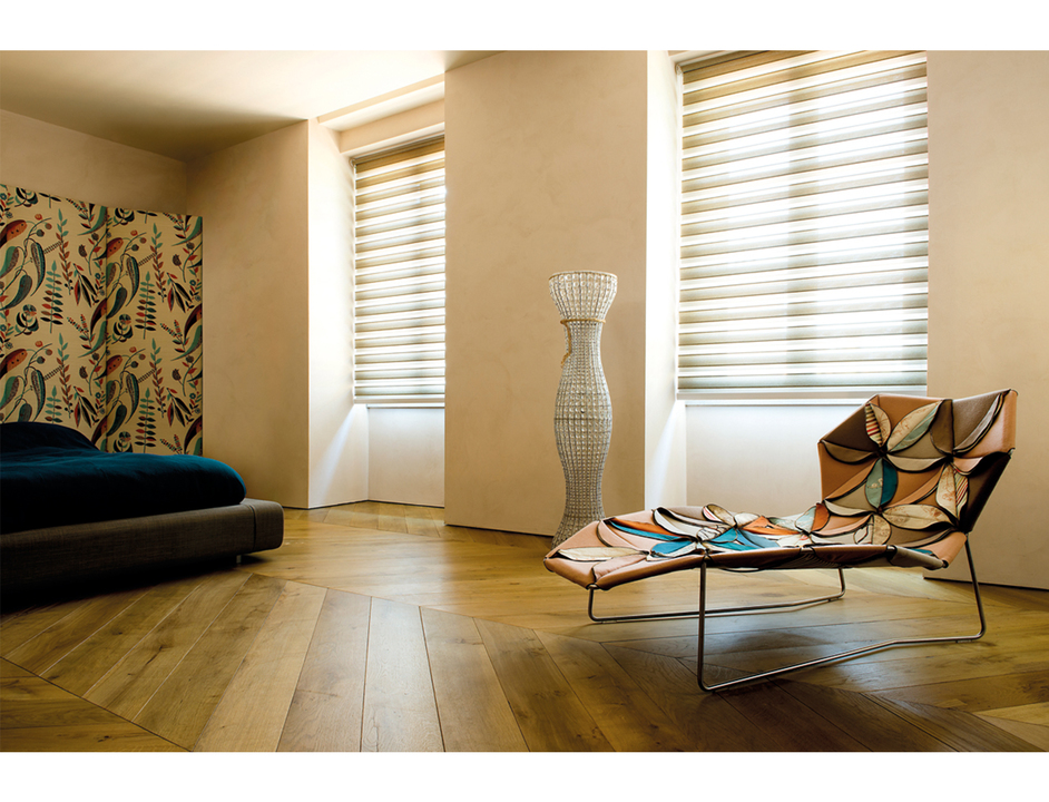 Persianas y Cortinas Horizontal Blinds - Coulisse