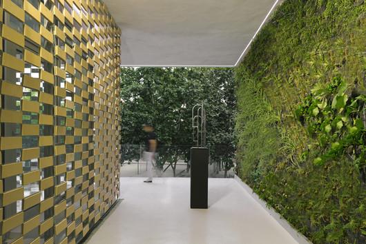 La Gota Cultural Center / Losado Garcia Arquitectos