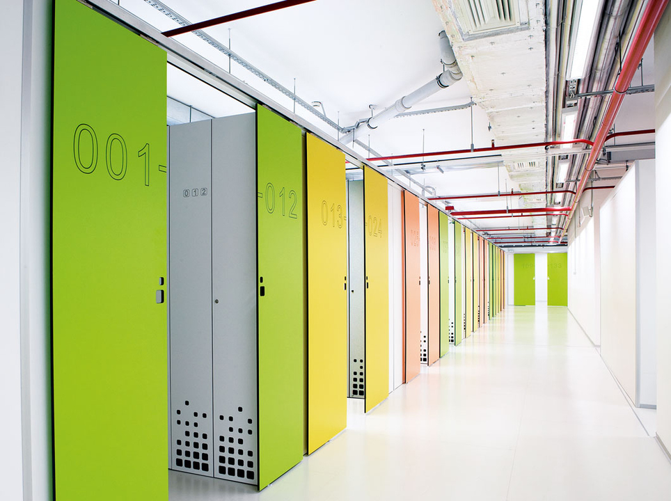 Interior Architectural Panels - Max Compact Interior
