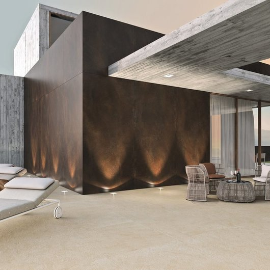 Porcelain Tiles Maxfine Iron Collection From Fmg
