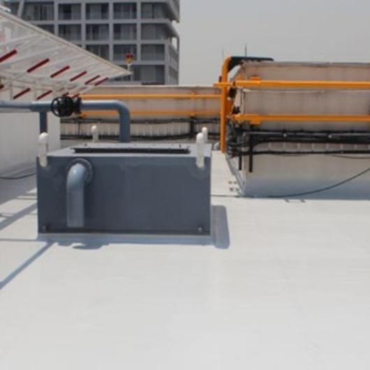 Impermeabilización de superficies expuestas a tránsito vehicular Fester