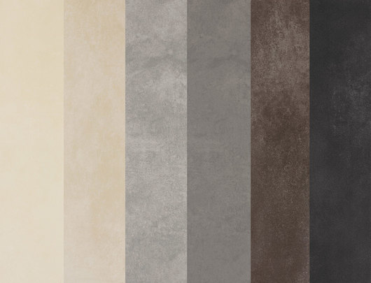 Maxfine Roads Collection: White Purity, Sand Hearth, Pearl Mind, Grey Calm, Coffee Truth, Dark Depth