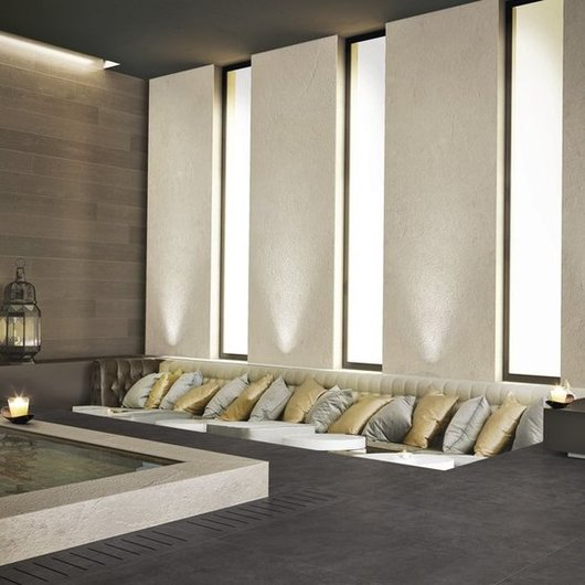 Porcelain Tiles Maxfine Limestone Collection From Fmg