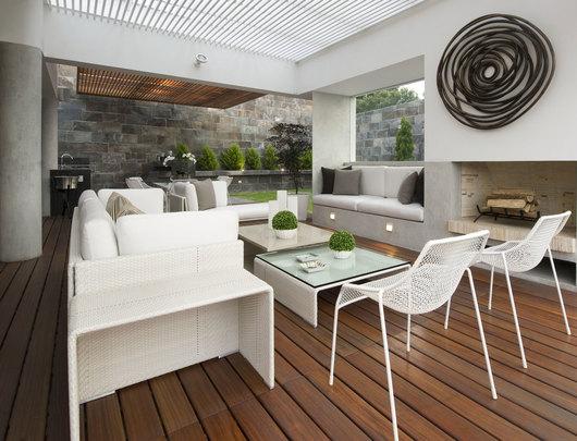 Dise o y decoraci n de espacios terraza de mc dise o y decoraci n - Diseno de terraza ...