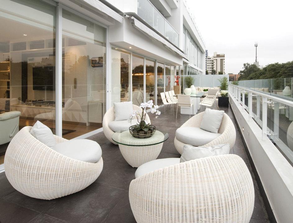 Dise o y decoraci n de espacios terraza de mc dise o y - Diseno de terraza ...