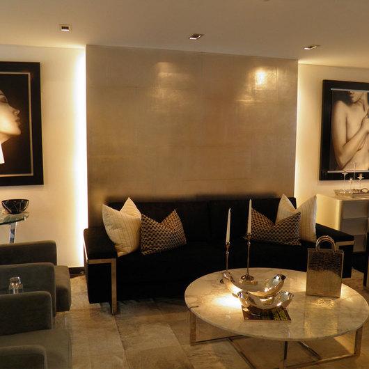 Diseño y decoración de espacios: Salas de estar