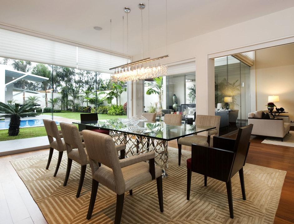 Diseño y decoración de espacios: Comedores