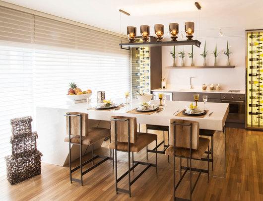 Dise o y decoraci n de espacios muestra casa cor de mc for Diseno decoracion espacios