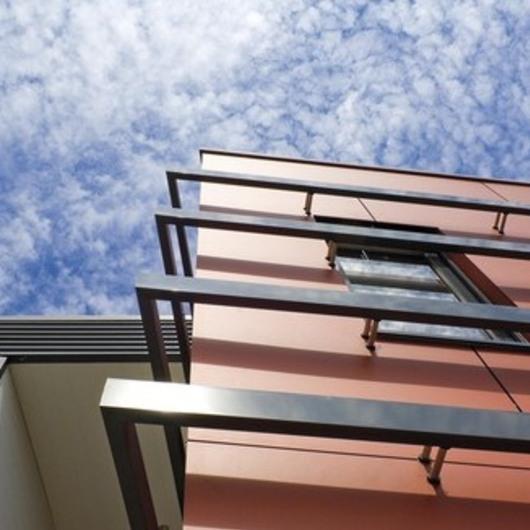 Revestimiento Natura Pro en Office Building - Pizarreño