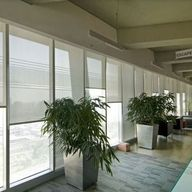 Cortinas Roller Quantum en Edificio Paz Corp
