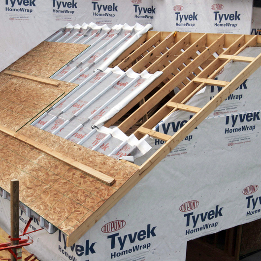 Membrana hidrófuga respirable  - Tyvek® Homewrap®