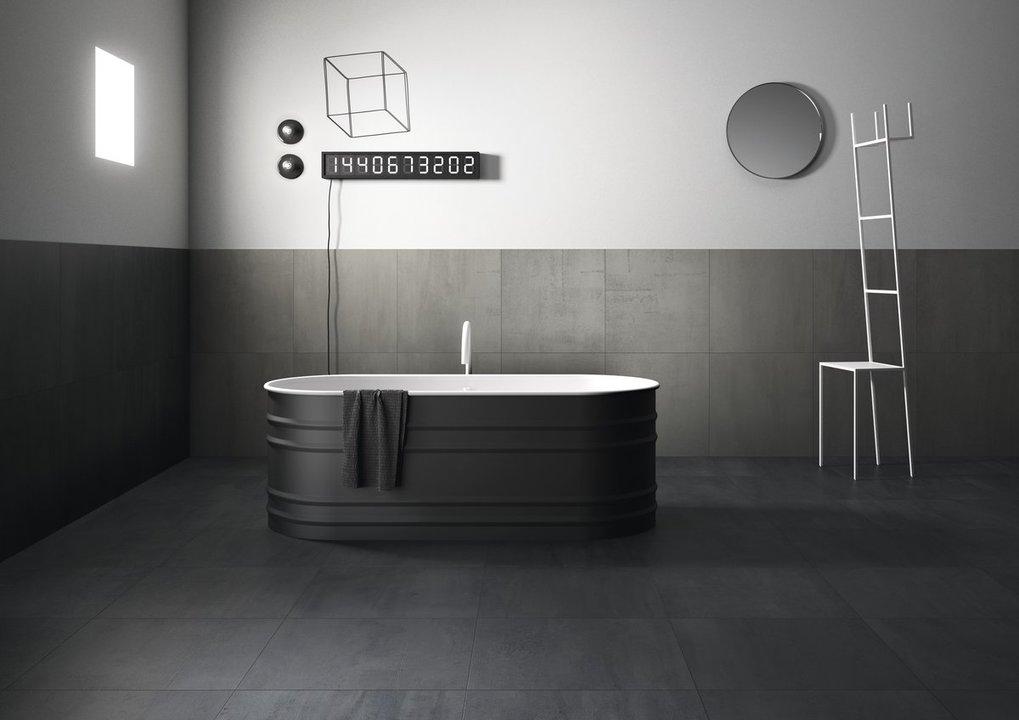 porcelain tiles fahrenheit collection from fiandre. Black Bedroom Furniture Sets. Home Design Ideas