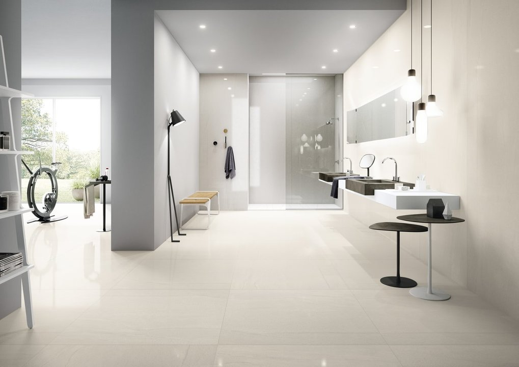 Porcelain Tiles Megalith Maximum Collection From Fiandre
