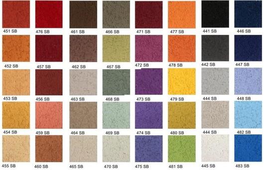 Recubrimientos interiores alta decoraci n de corev - Gama de colores para interiores ...
