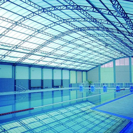 Roofing System Danpal® - lighting