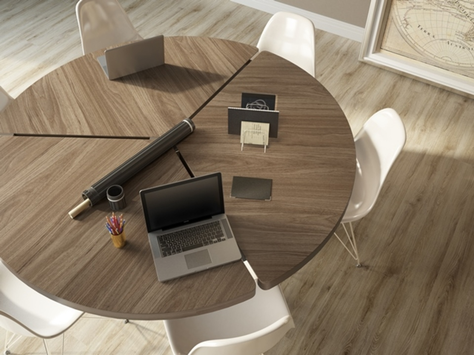 Painel de madeira Duratex Linha Design