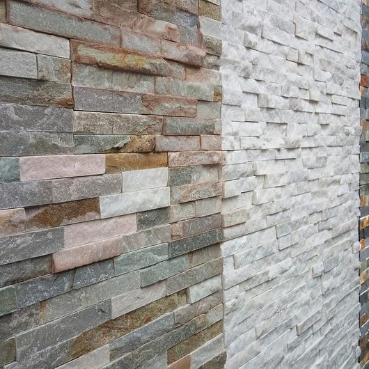 Revestimientos petratec piedra natural pizarra y cuarzo de simpletec - Revestimientos para paredes exteriores en piedra ...