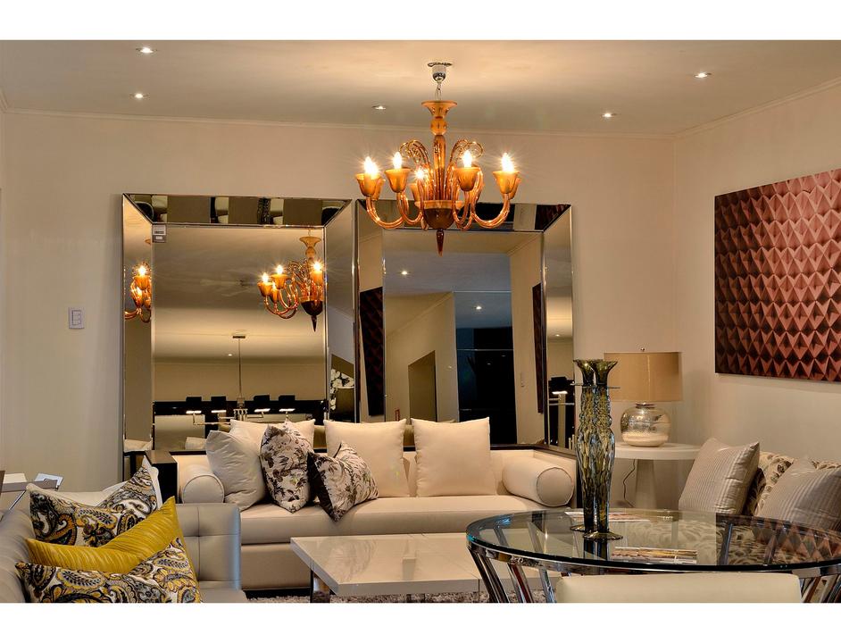 Ara as de cristal l nea moderna y contempor nea de for Iluminacion para departamentos modernos