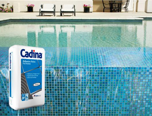 Adhesivos para piscinas y lugares humedos