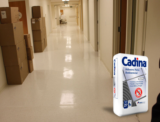 Adhesivo para clinicas y hospitales