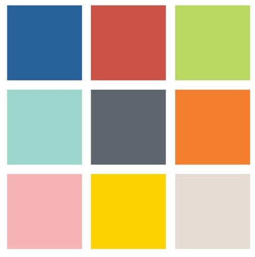 2do concurso tendencias 2016 de comex - Gamas de colores azules ...