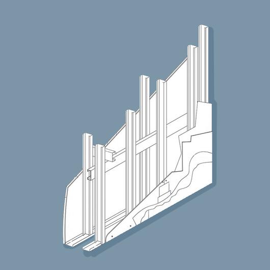Detalles Técnicos para muros divisorios